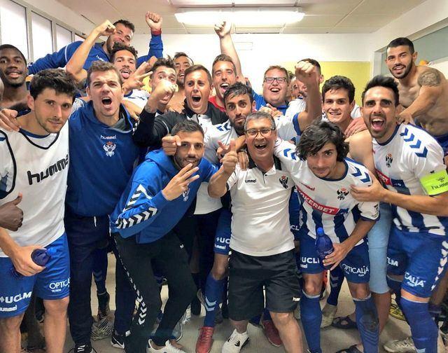 El CF Talavera comienza a prepararse para la próxima temporada