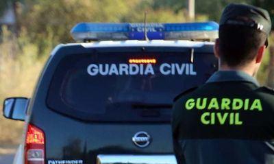 La Guardia Civil abre una investigación por el hallazgo de restos humanos en la A-42