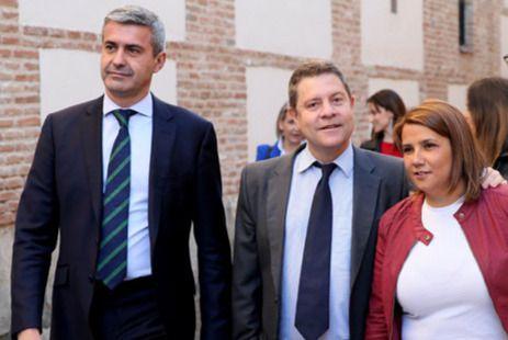 Page asiste este viernes a la investidura de Gutiérrez como presidente de la Diputación de Toledo