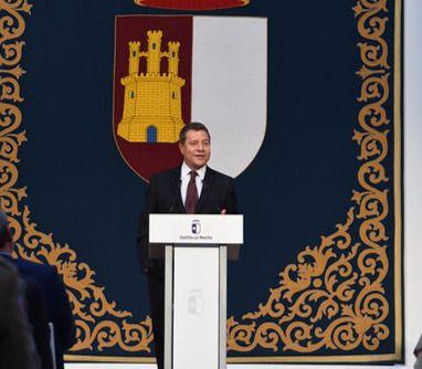 Este es el nuevo Gobierno de García-Page: nuevos nombres y consejerías