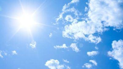 Previsión meteorológica para este lunes