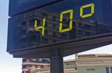 Vuelve el calor intenso: llega otra masa de aire africano