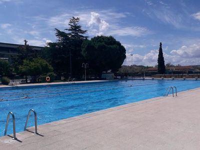 La piscina mediana de La Alameda permanecerá cerrada 2 días por obras
