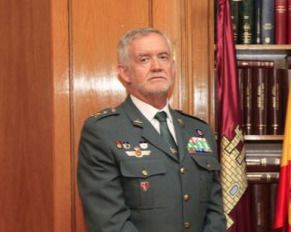Manuel Llamas dirigirá la Jefatura de la Policía Judicial de la Guardia Civil