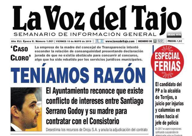 CASO CLORO | Teníamos razón: Santiago Serrano Godoy y la nulidad para contratar
