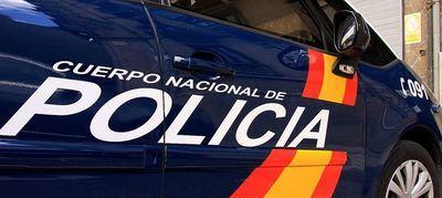 Detenido un varón que amenazó a un joven para robarle 25 euros