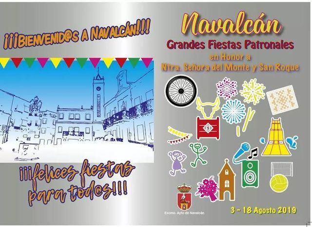 Navalcán acoge las Grandes Fiestas en Honor a Nstra. Sra. del Monte y San Roque