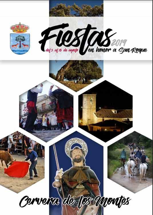 Las Fiestas de Cervera, en Honor a San Roque