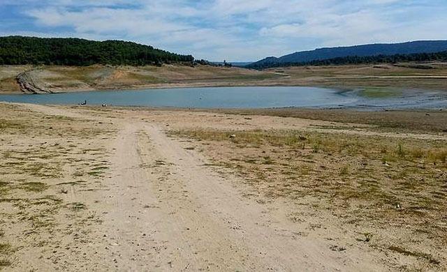 Los embalses de Entrepeñas y Buendía siguen perdiendo hectómetros cúbicos de agua. / Foto: Archivo