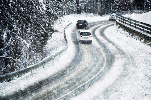 Consejos imprescindibles para conducir en invierno