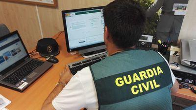 La Guardia Civil advierte de los peligros del 'vecino de número'