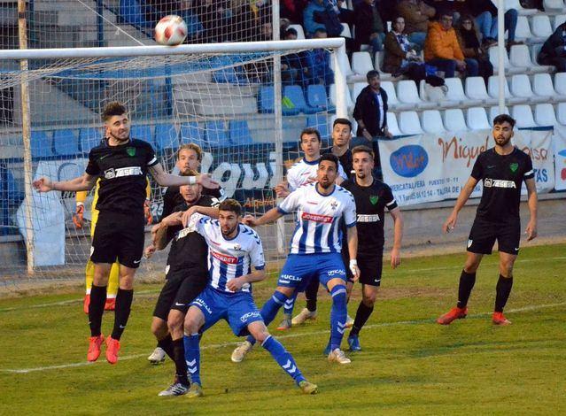 Un rival del CF Talavera podría causar baja
