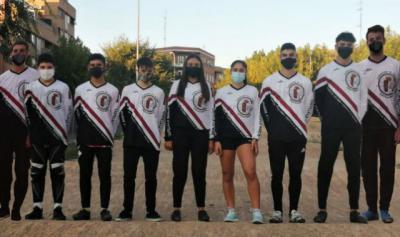BMX | 9 pilotos de 'Los Pinos' y 'El Casar' de Talavera en el Campeonato de España