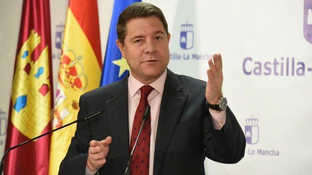 Emiliano García-Page / Archivo