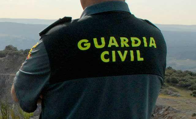 La Guardia Civil detiene a dos personas por un delito grave de lesiones