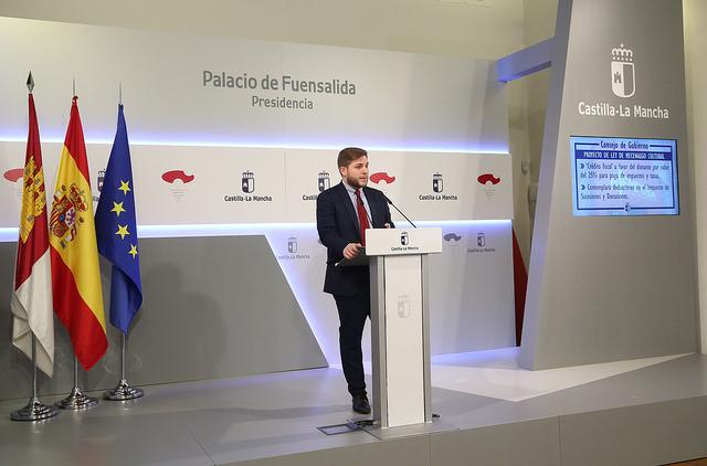 El Consejo de Gobierno aprueba el proyecto de Ley de Mecenazgo Cultural