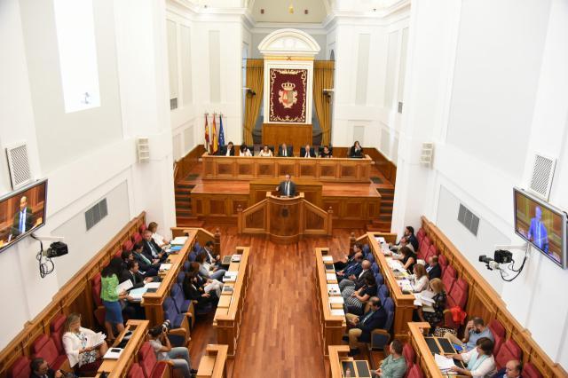 El debate presupuestario se reanuda tras un receso con tan sólo una treintena de enmiendas discutidas