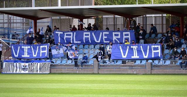 GALERÍA | Así se ha vivido el partido del CF Talavera contra el Dux Internacional