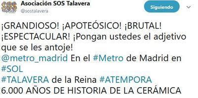 Talavera, más orgullosa de su cerámica que nunca