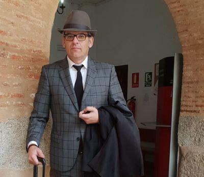 El letrado de Alberche, Javier Gallego, abogado de la acusación popular en 'caso Lezo'