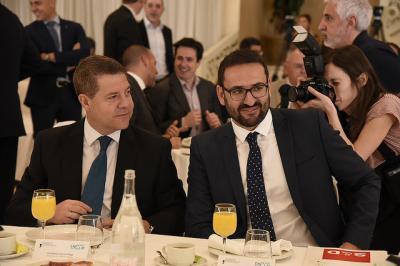 Page encarga a Sergio Gutiérrez 'pilotar' en Europa el planteamiento de CLM para revertir la situación del agua en España