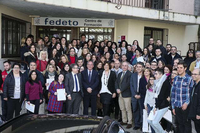 Más de 22.300 jóvenes se están beneficiando de las políticas activas de empleo del Gobierno de CLM
