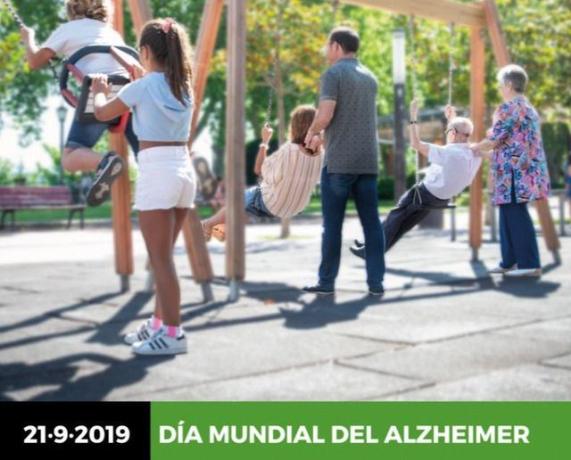 AFATA prepara en Talavera la celebración del Día Mundial del Alzhéimer