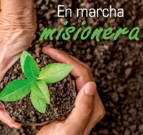 Sale a la luz el nuevo libro de Fernando Redondo con el título 'En marcha misionera'