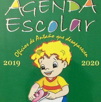 Presentada la nueva agenda escolar dedicada a los oficios de antaño