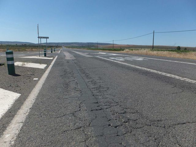 Nacho Hernando: 'Vamos a redoblar esfierzos para completar la red de carreteras'