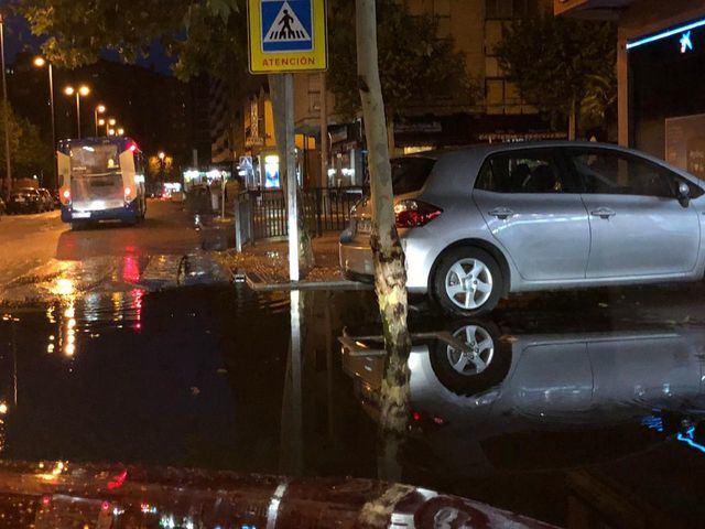 El Ayuntamiento revisará el alcantarillado para evitar nuevas inundaciones