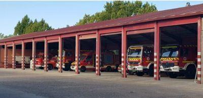 Este jueves comienzan las oposiciones para las 5 plazas de bombero conductor de Talavera