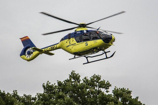 Helicóptero SESCAM | Archivo