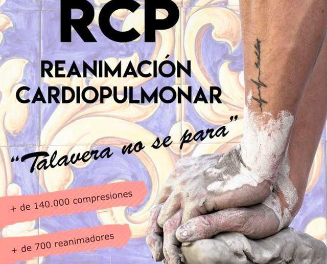 'Talavera no se para', el primer maratón de Reanimación Cardiopulmonar de TALURGEM