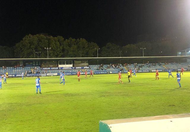 El Talavera se impone al Utrera en la Copa Federación