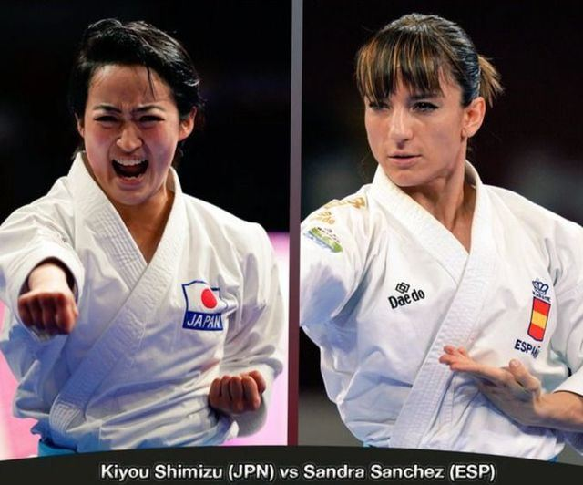 Sandra Sánchez y Kiyou Shimizu se vuelven a enfrentar en una final de la Premier League