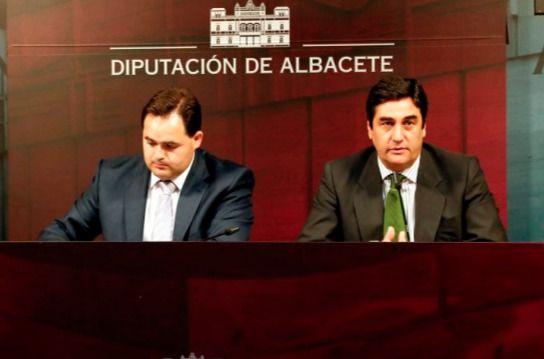 Paco Núñez y José Ignácio Echániz | Archivo