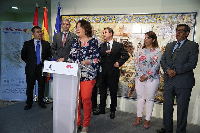 La nueva oficina de empleo de Talavera estará lista en primavera