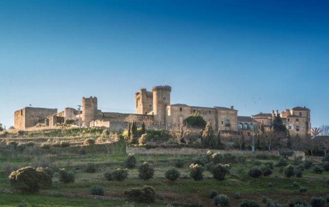 Parador de Oropesa (Toledo)