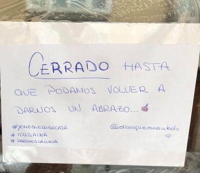CORONAVIRUS | Cierran comercios y bares del Casco toledano