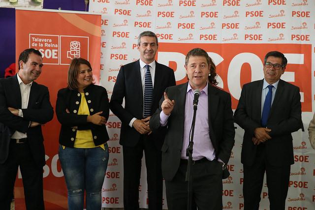 Page anuncia que Talavera tendrá un nuevo plan especial de empleo, además del plan ordinario