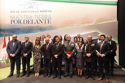 IMÁGENES | Un Día de la Región 'muy talaverano'