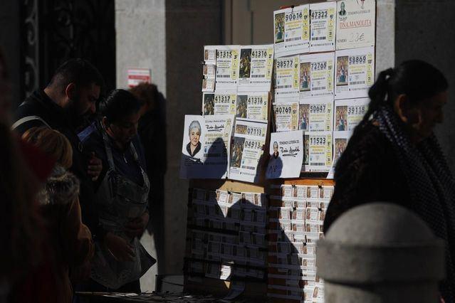 Cada castellanomanchego gastará 73,33 euros en comprar Lotería de Navidad