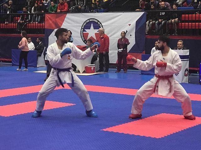 El talaverano Raúl Cuerva, bronce en la Copa Iberoamericana de Karate