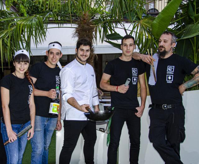 La experiencia Keittiö, cuando la cocina, el talento y la calidad se unen