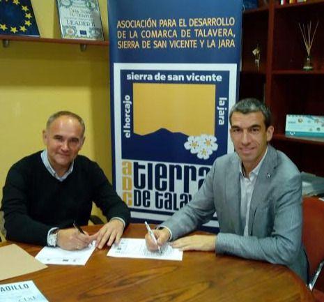 Hinojosa de San Vicente y Almendral de la Cañada mejorarán sus servicios públicos a través del Programa LEADER