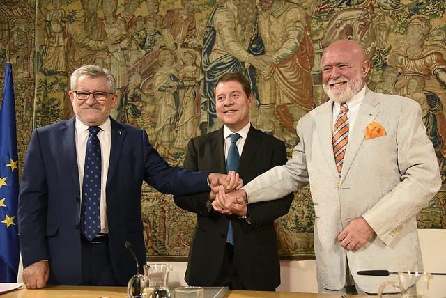 La colección Roberto Polo podrán verse a partir de febrero de 2019 en Cuenca y Toledo