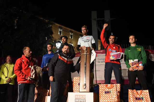'La Nocturna de Toledo', una auténtica fiesta del deporte y la solidaridad