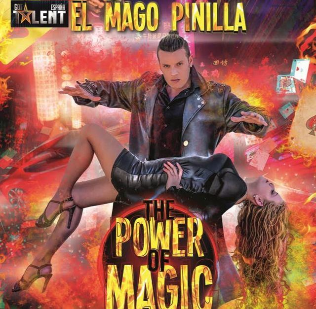The Power of Magic: el show del Mago Pinilla llega a Talavera