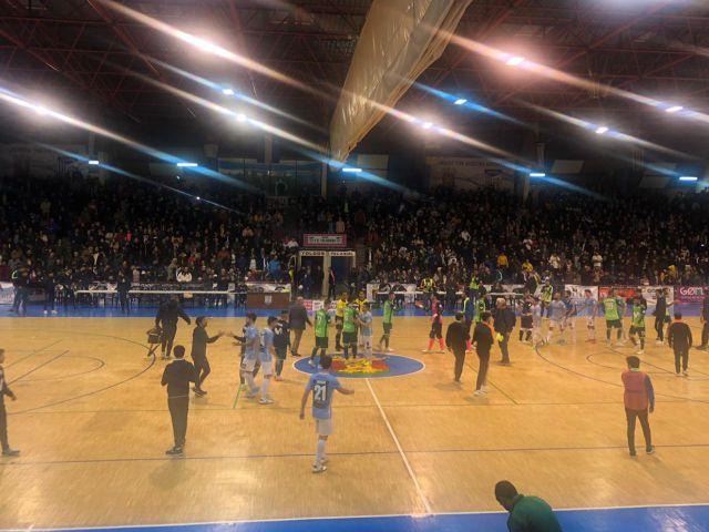 ¡Enormes! El Soliss FS Talavera vence al Movistar Inter FS en un partido histórico
